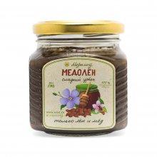 Медолён (урбеч льняной + гречишный мёд)