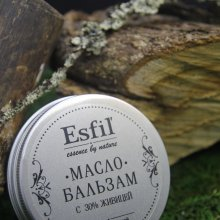 Масло - бальзам с кедровой 30% живицей
