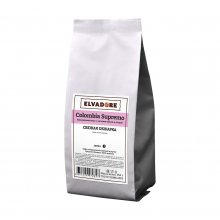 Кофе зерновой Colombia Supremo