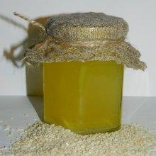 Кунжутное масло холодного отжима
